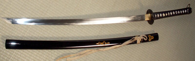 Katana Ten Ryu Handforged Kill Bill - Bride Sword