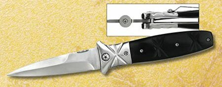 Master Cutlery Speed Tracker Folder