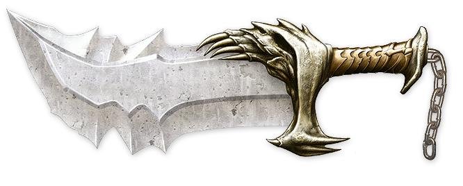 Miecz United Cutlery God of War Kratos Blade of Chaos