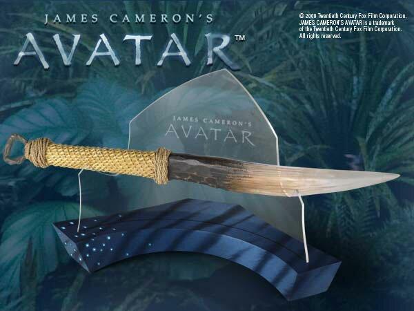 Navi Braided Dagger sztylet z filmu Avatar