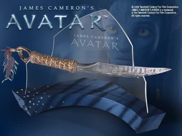 Neytiris Dagger sztylet z filmu Avatar