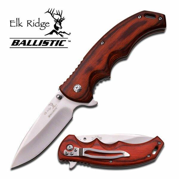 Nóż Elk Ridge Spring Assisted
