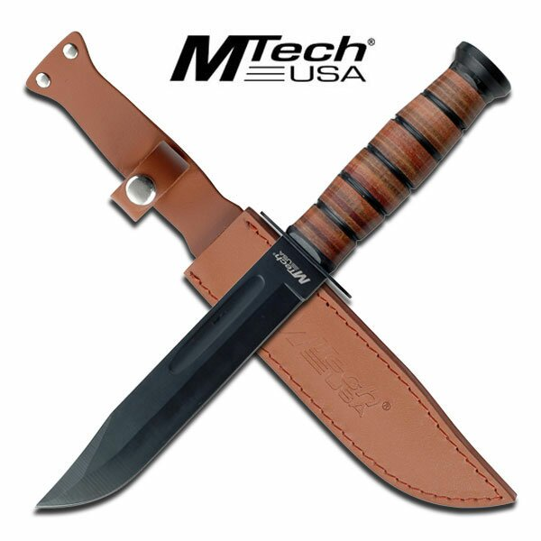 Nóż MTech USA Fixed Blade Military