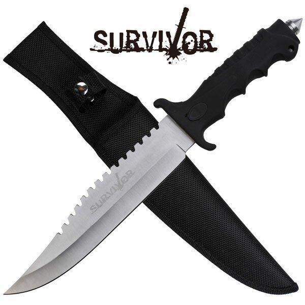 Nóż Master Cutlery SURVIVOR Hunting Knife