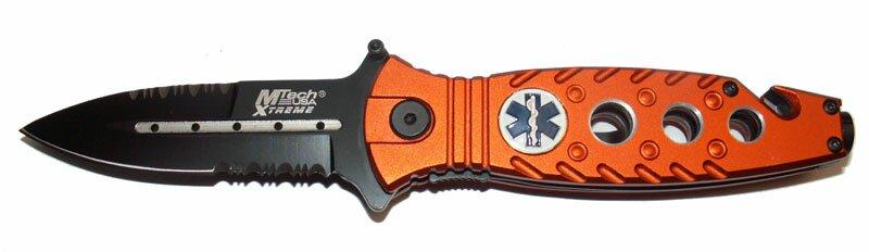 Nóż składany ratowniczy Master Cutlery