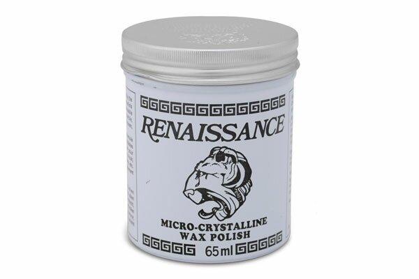 Renaissance Wax, wosk do konserwacji broni białej