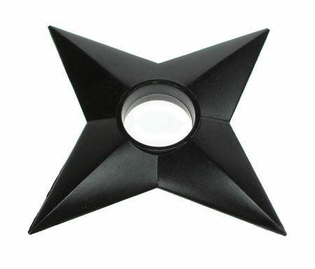 Shuriken - gwiazdka z filmu Naruto