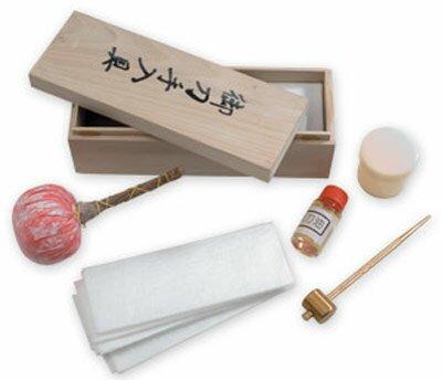 Zestaw do pielęgnacji mieczy japońskich
